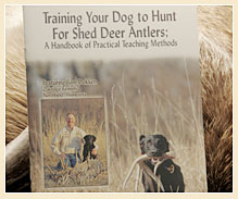 Shed Antler Training Book