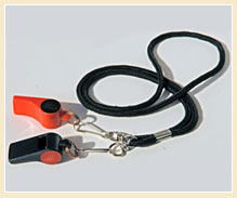 Whistle Lanyard