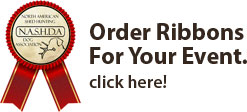 Order Event Ribbons