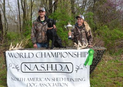2019 Junior NASHDA World Champion